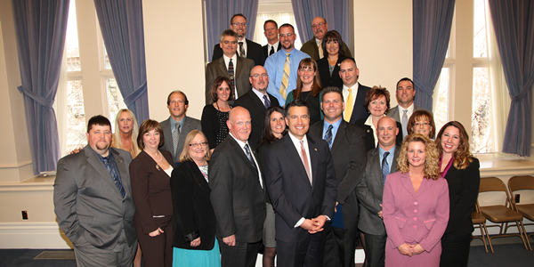 2013 Nevada Certified Public Managers